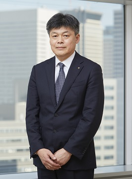President & CEO Takeshi Saino